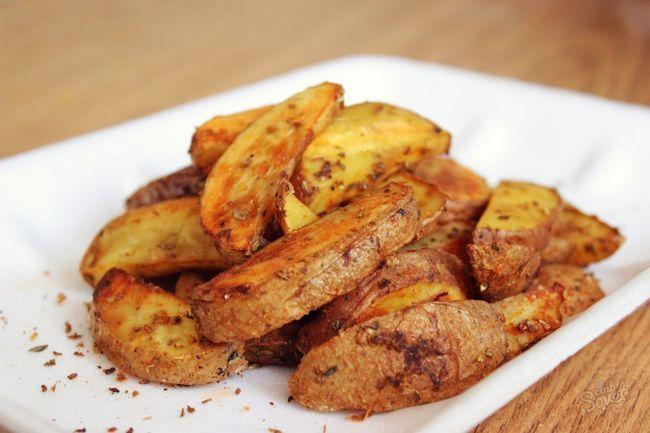 15 Способів запекти картоплю