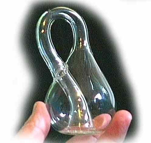 Пляшка клейна: властивості і застосування