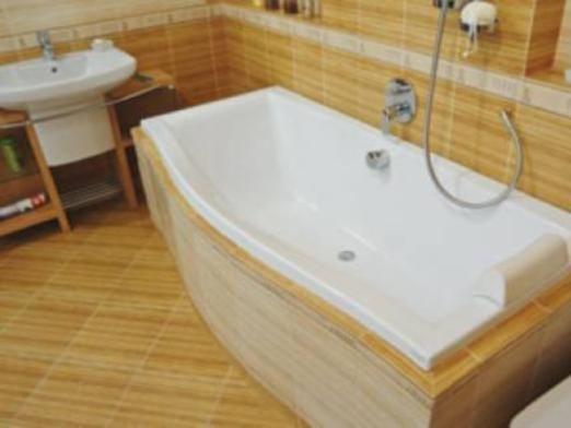 Чим пофарбувати ванну?