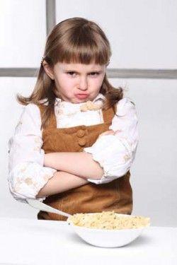 Що робити, якщо дитина погано їсть?