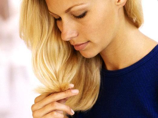 Що робити якщо січеться волосся?