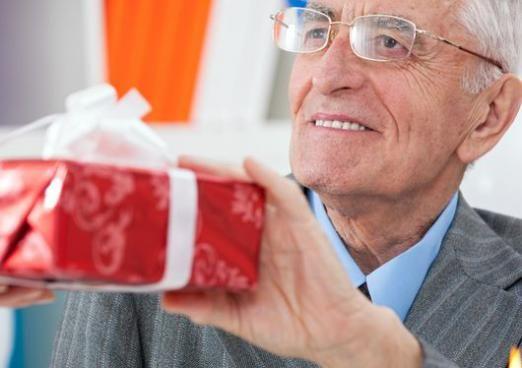 Що можна подарувати дідусеві?