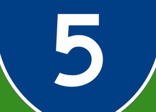 Що означає цифра 5?