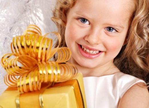 Що подарувати 10-річній дівчинці?