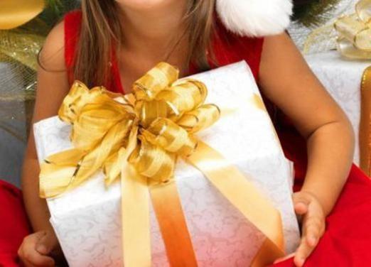 Що подарувати доньці?
