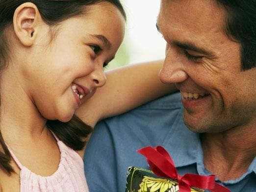 Що подарувати батькові?