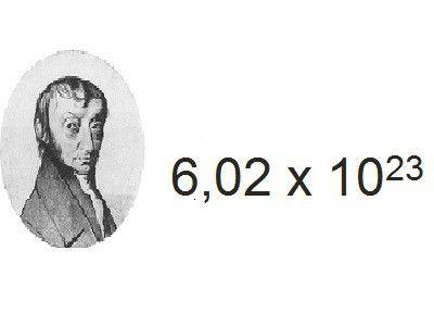 число Авогадро