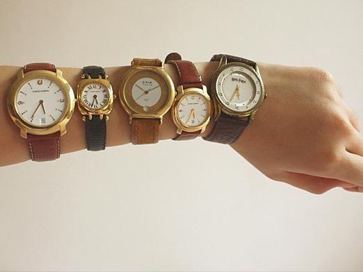 Дарують чи годинник?