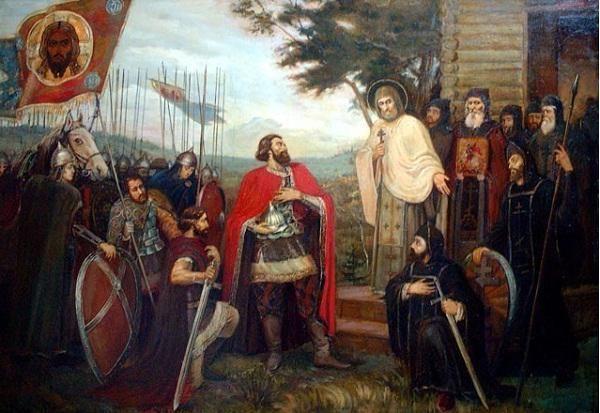 Історичний портрет Дмитра Донського