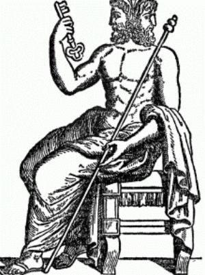 Дволикий янус - бог дверей, кордонів і переходів