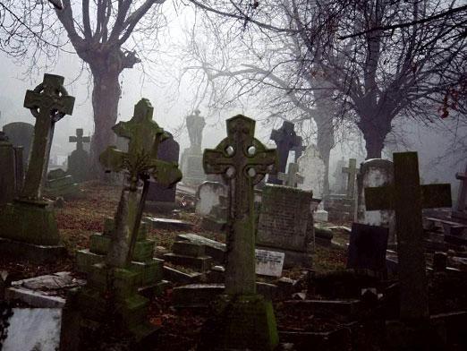 Де дрімають мертві?