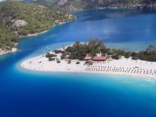 Де відпочити в туреччині?