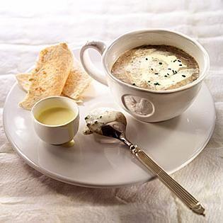 грибний суп з глив