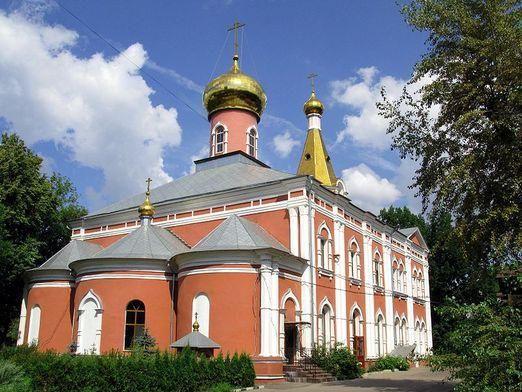 Храм матрони московської - як доїхати?