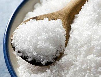 Як відбілити тюль сіллю?