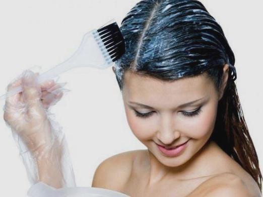 Як фарбувати волосся басмою?