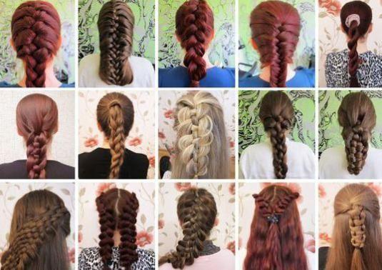 Як красиво плести коси?