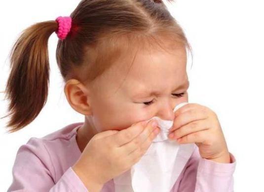 Як лікувати застуду у дитини?