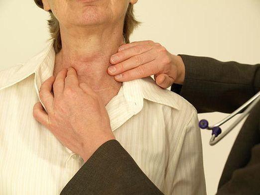 Як лікувати щитовидну залозу?