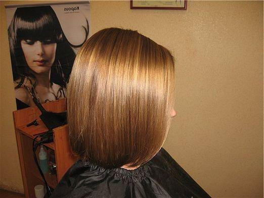 Як освітлити темне волосся?