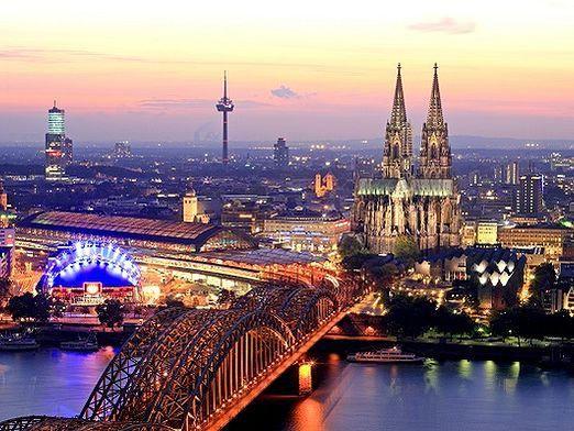 Як поїхати в німеччину?