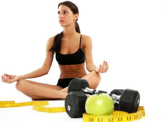 Як схуднути легко і швидко?