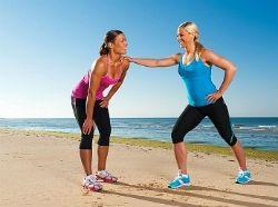 Як схуднути в ногах?