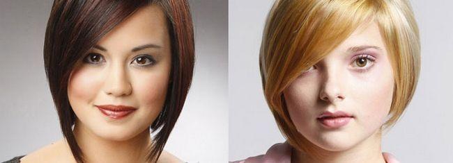 Як правильно підібрати зачіску за формою обличчя