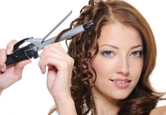 Як правильно завивати волосся?