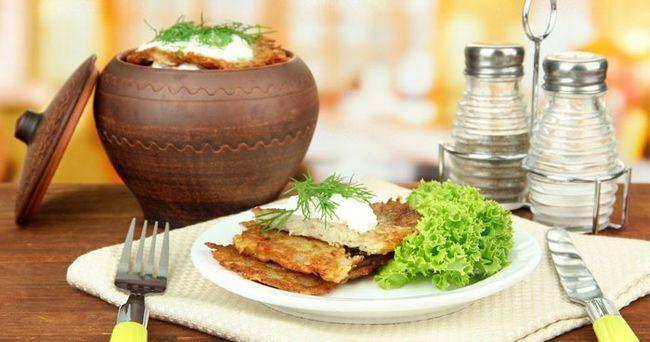 Як приготувати смачні картопляні деруни - рецепти