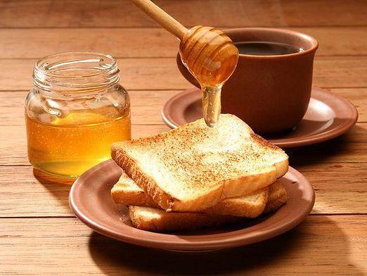 Як приймати мед?