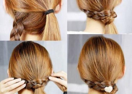 Як зробити красиву зачіску?