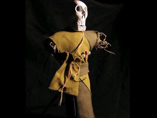 Як зробити ляльку вуду?