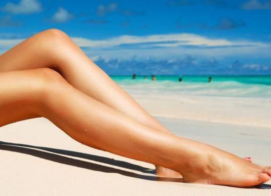 Як зробити ноги стрункішими?