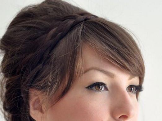 Як зробити зачіску стиляги?
