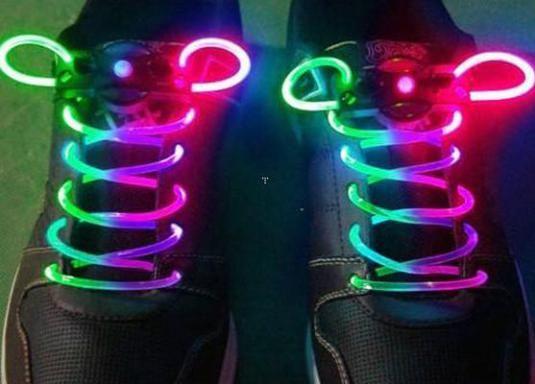 Як зробити світяться шнурки?