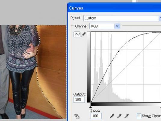 Як прибрати тінь в Фотошопі (Photoshop)?