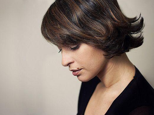 Як укласти коротке волосся?