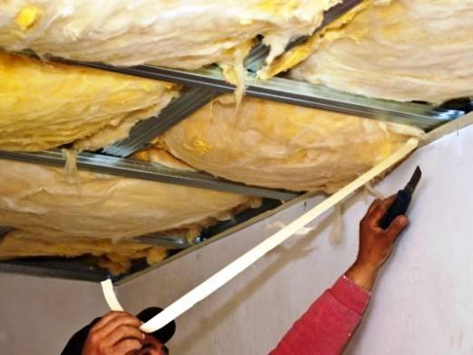 Як утеплити стелю в будинку?