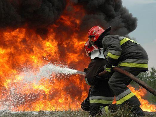 Як поводитися під час пожежі?
