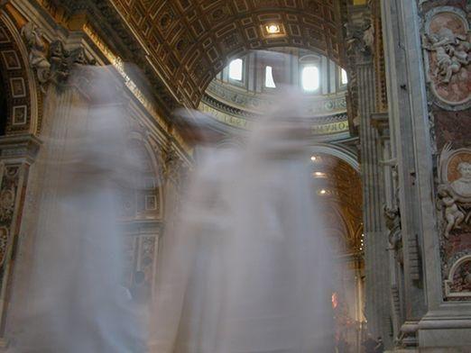 Як бачити духів?