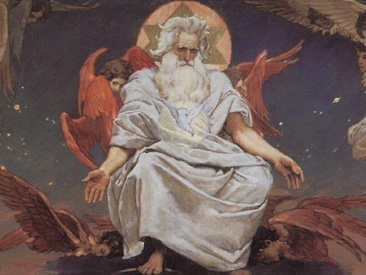Як виглядає бог?