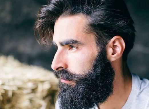 Як виростити бороду?