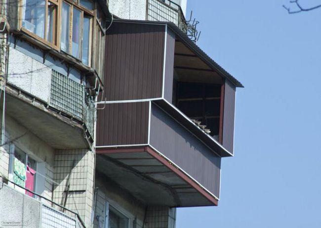 засклити балкон