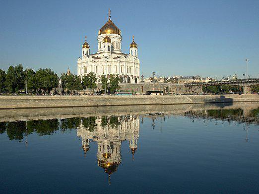 Яка річка в москві?