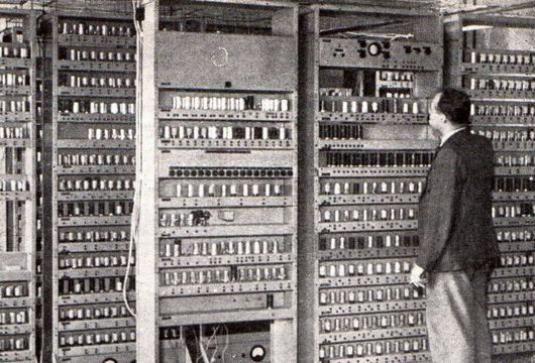 Які були перші комп`ютери?