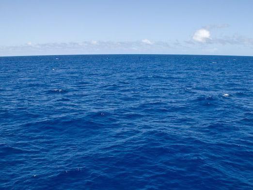 Які є океани?