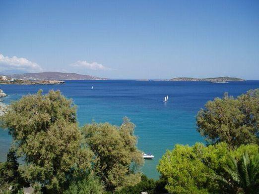 Які моря в греції?