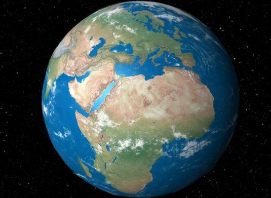 Коли з`явилася земля?