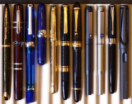 Хто винайшов ручку?